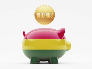 Bolivia Bitcoin Concept