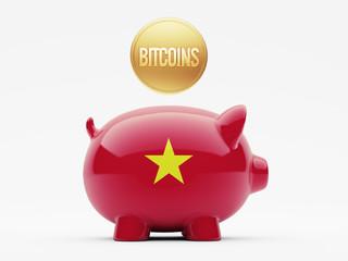 Vietnam Bitcoin Concept