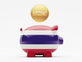 Thailand Bitcoin Concept