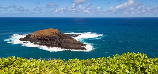 Moku 'Ae'ae Island near Kauai