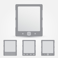 E-Book Reader vector icon