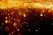 Gold glitter - 66458276