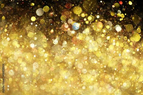 Zdjęcia na płótnie, fototapety, obrazy : Gold glitter