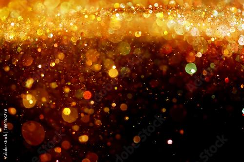 Złoty połysk
