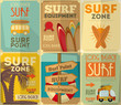 surfing posters collection - 66460060