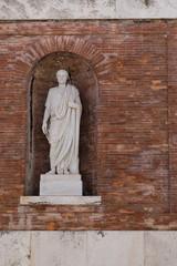 roman statue, Rome, Italy