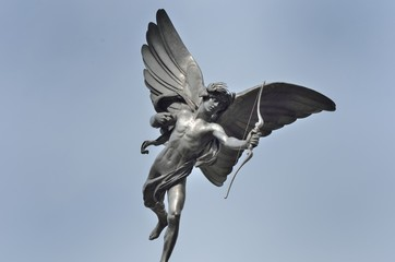 Eros Piccadilly Circus