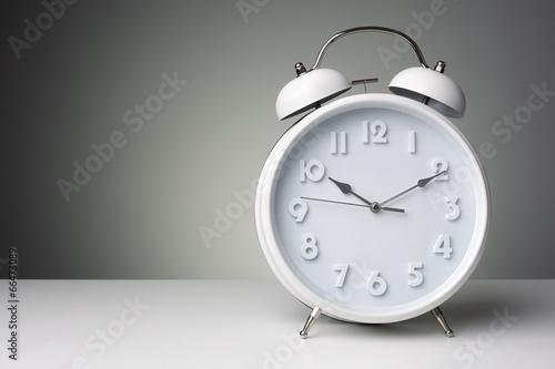 canvas print picture Alarm clock