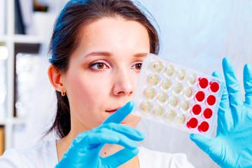 laboratory of  genetics