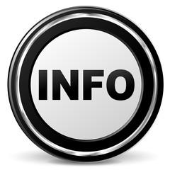 Vector info icon