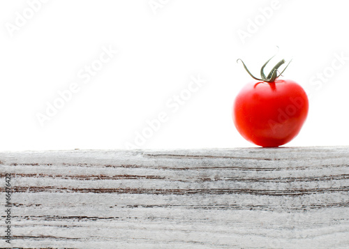 canvas print picture tomate