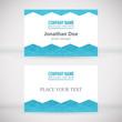 Modern Business-Card Set 06