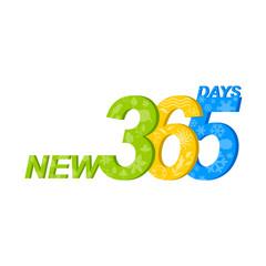 New 365 days