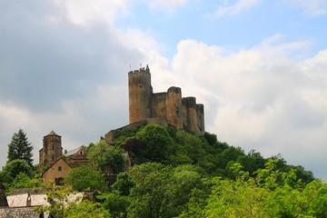 Château de Najac, Aveyron