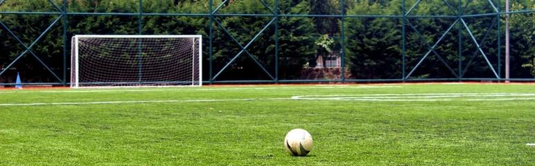 football goal - football stadium