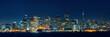 Leinwanddruck Bild - San Francisco skyline