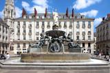 France / Nante - Fontaine place Royale - 66484895