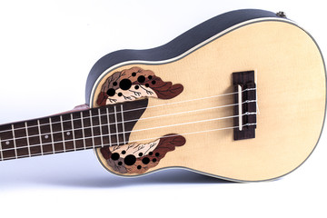 Ukulele hawaiian guitar