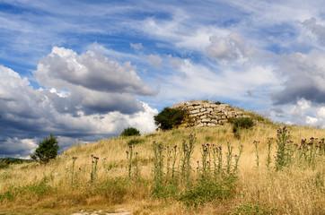 Sardegna, nuraghe Simieri