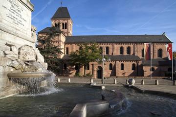 Martinskirche Ludwigsplatz Worms