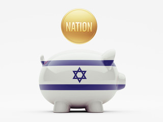 Israel Nation Concept