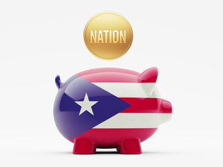 Puerto Rico Nation Concept