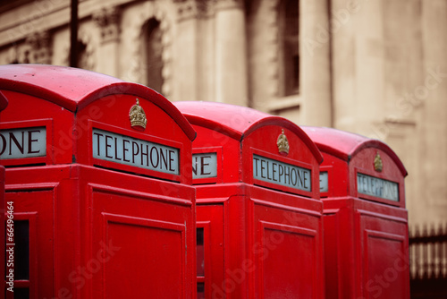 London Telephone box - 66496464