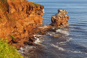 Prince Edward Island Cliffs
