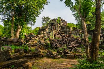 Beng Mealea Entrance
