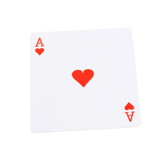 Ace of hearts