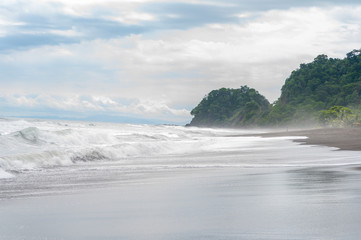 Jako Beach in Costa Rica