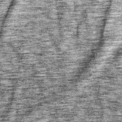 Grey fabric texture. Background with delicate striped pattern.