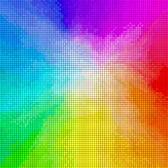 Farbspektrum - Mosaik