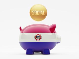 Paraguay Social Concept