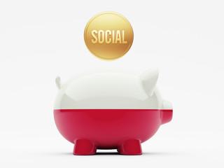 Poland Social Concept