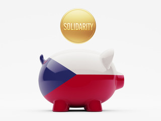 Czech Republic Solidarity Concept