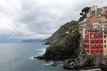 Riomaggiore, Italy, Cinque Terre, UNESCO World Heritage Sites