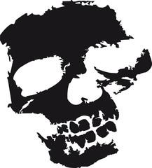 Skelett Schädel Totenkopf Tot Böse