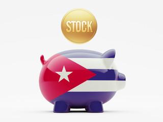 Cuba Stock Concept