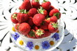 Swedish strawberries for Midsummer