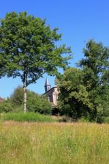 Eglise de La Roche-L'abeille.(Haute-Vienne)