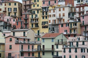 Manarola, Italy, Cinque Terre, UNESCO World Heritage Sites