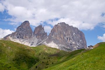 Passo Sella Trentino