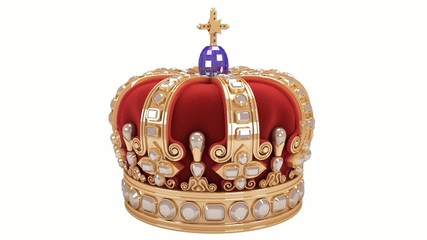 Royal Crown - Seamlessly Loopable