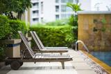 Poolside lounge chair - 66521607