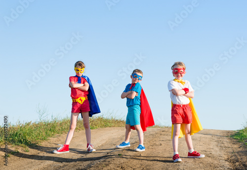 kids superhero