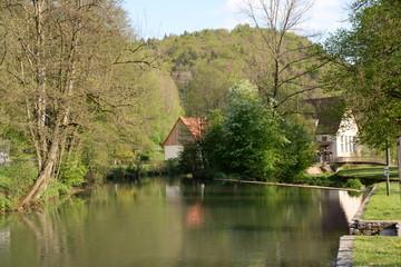 Pegnitz bei Vorra-Artelshofen
