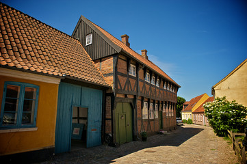 historical building in denmark