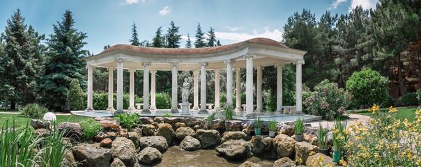 Парк Айвазовского «Парадиз» в Партените.Украина, Крым