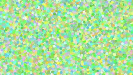 Background from color circles